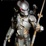 Predator Costume Custom Mannequin & Themed Display