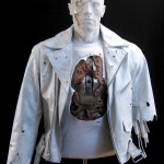 Terminator 2 Endo Chest Movie Prop Display