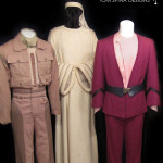Custom mannequin for Star Trek movie costumes display Kirk Spock McCoy
