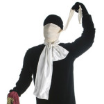 invisible man movie effects costume