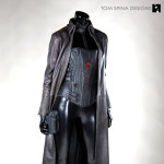 Underworld Selene Costume Kate Beckinsale Mannequin