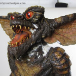 Gremlins Hand Puppet Original Movie Prop Repair