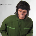 Conquest of the Planet of the Apes display mannequin