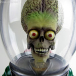 Mars Attacks Alien Maquette Restoration