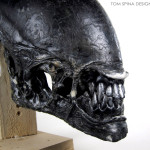 Aliens vs. Predator costume head prop