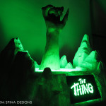 The Thing From Another World Prop Hand Display