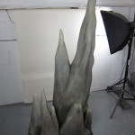 custom theming with foam cave props