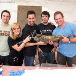 Tom Spina Designs sculptors with Jason Cameron
