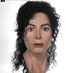 lifesized Michael Jackson statue for wax figure
