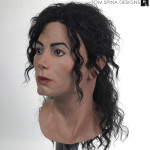Life Sized Michael Jackson Statue and Bust