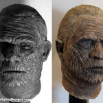 Lon Chaney Jr Mummy Mask or Statue