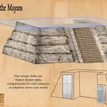 Mayan Temple Desk Custom Made Furniture