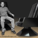 Custom Movie Themed Furniture – Galactic Throne
