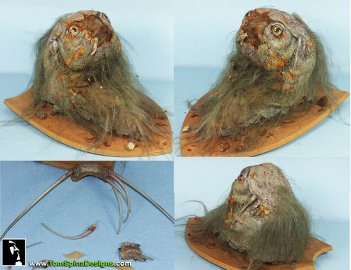 Dark Crystal Landstrider Movie costume Restoration