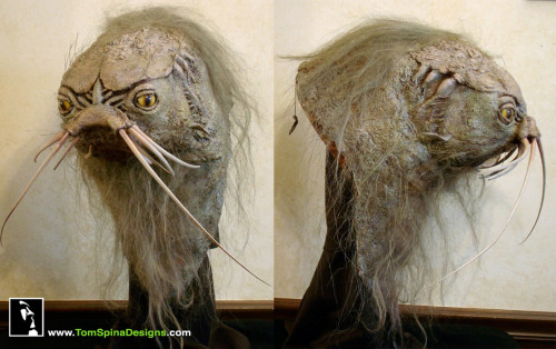Dark Crystal Landstrider Costume Restoration