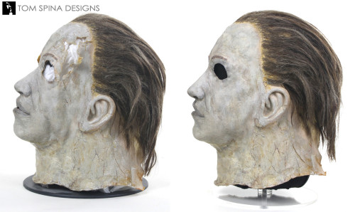 Don Shanks original movie prop mask conservation