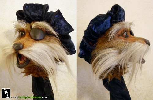 Sir Didymus Labyrinth Foam Puppet Restoration