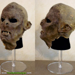 Lord of the Rings Orc Makeup Prop Mask Restoration
