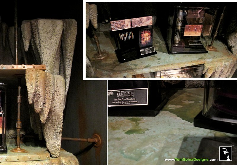 Man Cave Themes : Custom man cave horror themed home theater & movie prop museum