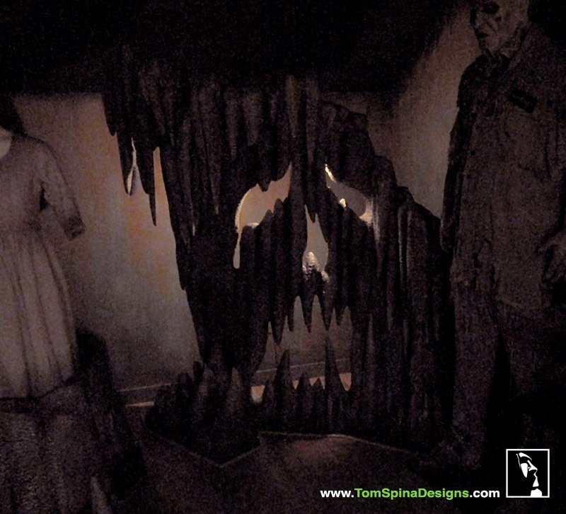 Man Cave Expo Collinsville Il : Custom man cave horror themed home theater movie prop