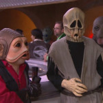 Costume Cosplay of Nein Nunb and Elis Helrot the Givin