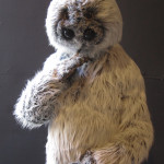 Muftak costume from the Star Wars Superbowl cantina commercial