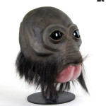 walrusman prop mask rental from Star Wars Cantina