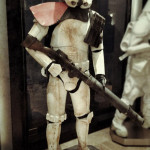 custom star wars mannequin lifesized statue Stormtrooper tatooine