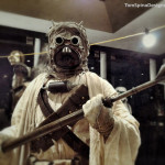 custom star wars mannequin lifesized statue tusken raider