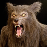 Life Sized Werewolf Statue aka New Moon
