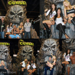 photo-op foam themed prop skull throne horror Mr. Olympia 2012