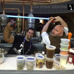 Star Wars Ace of Cakes from Food Network