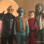 Star Wars Alien Costume Rentals for Toy Commercial