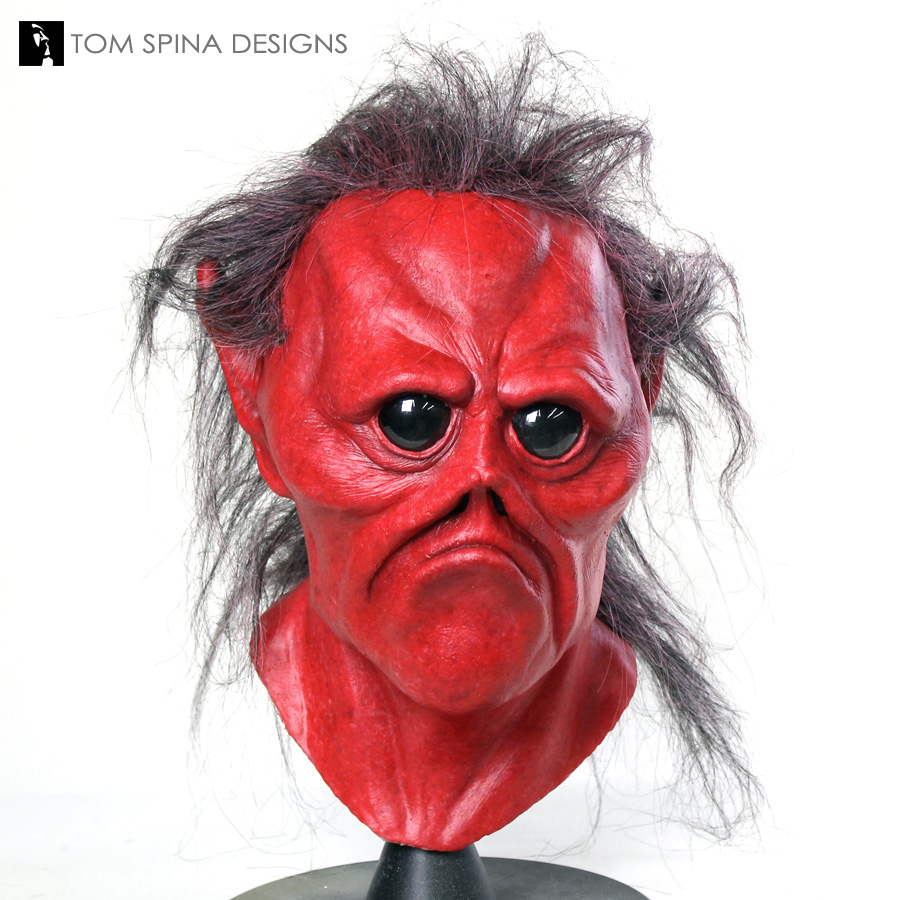 ... star wars style alien mask and costume rentals ...  sc 1 st  Tom Spina Designs & Alien Mask and Costume rentals for TBS Samantha Bee Show - Tom Spina ...