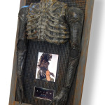 1979 Alien costume Display Restoration and custom mannequin