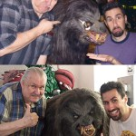 American Werewolf in London Movie Prop Restoration Bob Burns Tom Spina