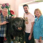 American Werewolf in London Movie Prop Restoration Bob Kathy Burns Tom Spina