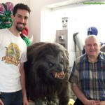American Werewolf in London Movie Prop Restoration Tom Spina Bob Burns