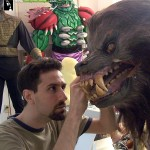 Rick Baker American Werewolf in London Movie Costume Restoration