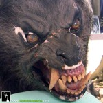 American Werewolf in London Movie Prop Restoration