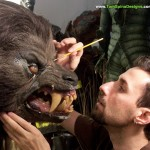 An American Werewolf in London Movie Prop Restoration with Tom Spina