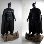 Custom Mannequin for Batman Movie Costume