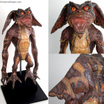 Gremlins 2 Puppet Movie Prop Restoration from The New Batch