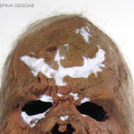 Star Wars Ugnaught movie prop mask restoration