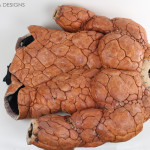 Custom display Fantastic Four The Thing costume