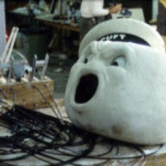 Ghostbusters original movie prop mask Stay Puft Marshmallow Man