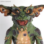 Gremlins 2 Hand Puppet Movie Prop Restoration