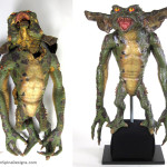 Gremlins 2 Screen used movie Gremlins prop puppet