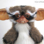 Gremlins lenny mogwai screen used prop refurbishment