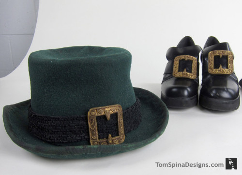 Warwick Davis Leprechaun Movie Costume